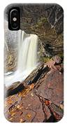 Underneath The B Reynolds Waterfall IPhone Case