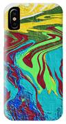 Undersea Shadows IPhone Case