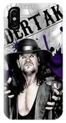 Undertaker IPhone Case