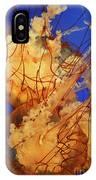 Underwater Friends - Jelly Fish By Diana Sainz IPhone Case