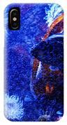 Underwater Swarm IPhone Case