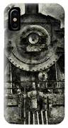 Union Pacific Locomotive 6051 IPhone Case