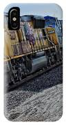 Union Pacific Southbound IPhone Case