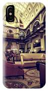Union Station Lobby IPhone Case