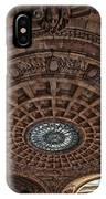 Union Station Rotunda IPhone Case
