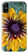 Unique Sunflower IPhone Case