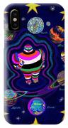 United Planets Of Eurotrazz IPhone Case