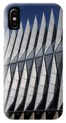 United States Air Force Academy Cadet Chapel IPhone Case