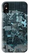 United States Map Collage 5 IPhone Case