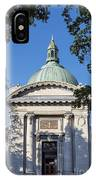 United States Naval Academy Chapel IPhone Case