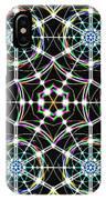 Universal Web Matrix IPhone Case
