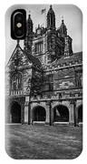 University Of Sydney Quadrangle  V5 IPhone Case