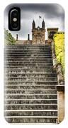 University Of Sydney Steps IPhone Case