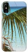 Unplugged In Paradise IPhone X Case