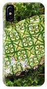 Unripe Anthurium Fruit IPhone Case