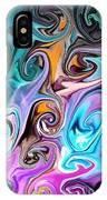 Unscrewed IPhone Case