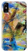 Untitled Abstract #2 IPhone Case