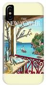 New Yorker April 18th, 2011 IPhone Case