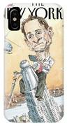 New Yorker August 5th, 2013 IPhone Case