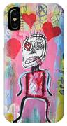 Untitled Love IPhone Case