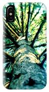 Up A Tree IPhone Case