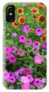 Up Close In The Garden I IPhone Case