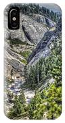Upper Bear River Valley IPhone Case