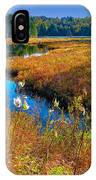 Upper Cary Lake In The Adirondacks IPhone Case