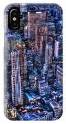Upper East Side Skyline IPhone Case