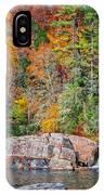Upper Twin Falls IPhone Case