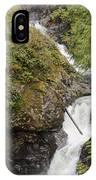 Upper Twin Falls Steps IPhone Case