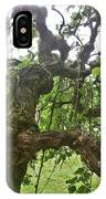 Upside Down Mulberry IPhone Case
