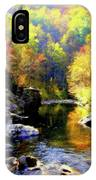 Upstream IPhone Case