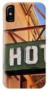 Urban Decay In Hollywood IPhone Case