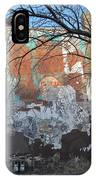 Urban Decay Mural Wall 4 IPhone Case