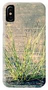 Urban Grass IPhone Case
