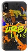 Urban Lifestyle IPhone Case
