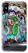 Urban Serpent IPhone Case
