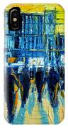 Urban Story - The Romanian Revolution IPhone Case