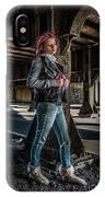 Urban Underworld IPhone Case