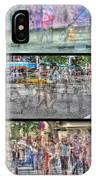 Urbanatomy - Flow IPhone Case