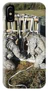 U.s. Army Europe Soldiers Perform IPhone Case