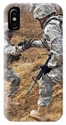 U.s. Army Soldiers Helps A Fellow IPhone Case