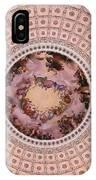 U S Capitol Dome Mural # 2 IPhone Case