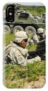 U.s. Soldiers Move Into Firing IPhone Case