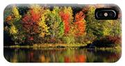 Usa, New Hampshire, Moultonborough IPhone X Case