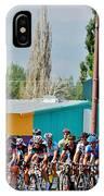 Usa Pro Challenge Bike Race Montrose Colorado IPhone Case