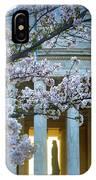 Usa, Washington Dc, Jefferson Memorial IPhone X Case
