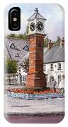 Usk In Bloom IPhone Case