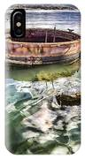Uss Arizona Memorial- Pearl Harbor V7 IPhone Case